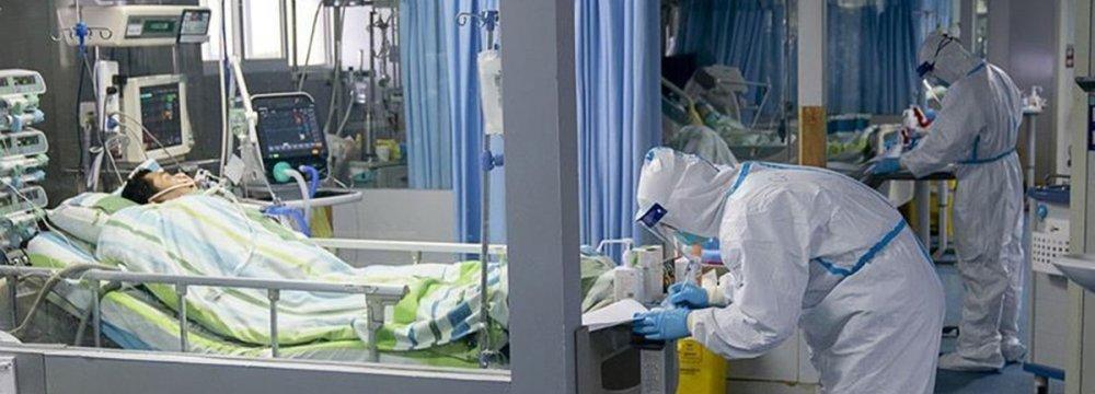Iran: Daily Coronavirus Deaths Cross 400