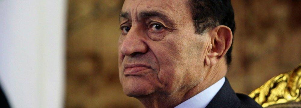 Egypt Court Clearance for Mubarak Creates Tinderbox