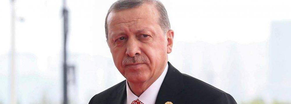 Erdogan Will Discuss Syria's Idlib With Rouhani, Putin