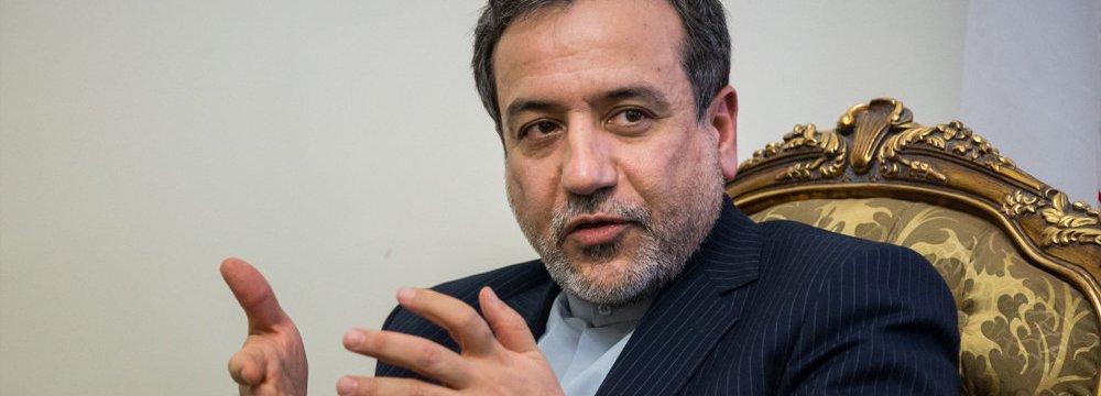 EU Political Will to Save JCPOA Strong