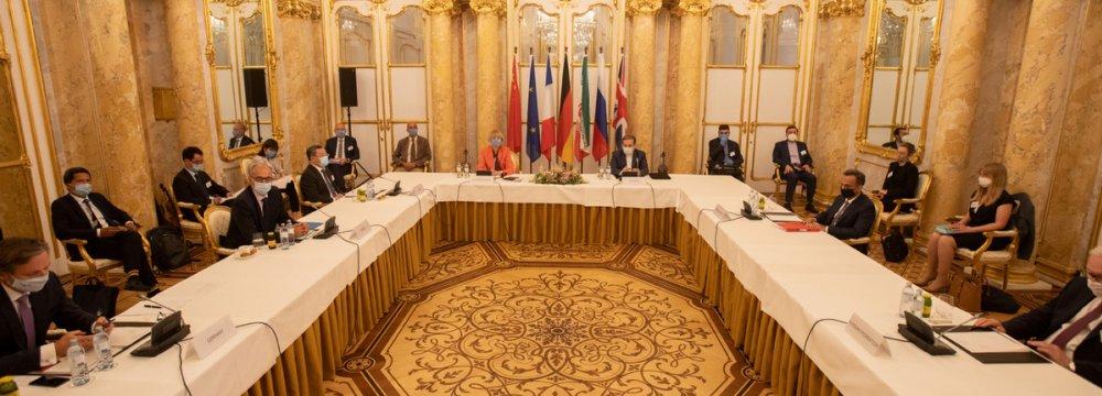 Need to Avoid Prolonging Vienna Talks