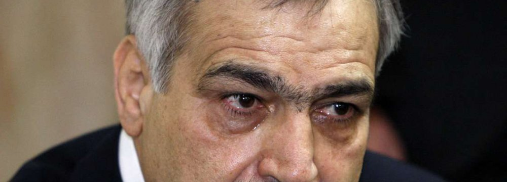 Rouhani's Brother  Out on Bail