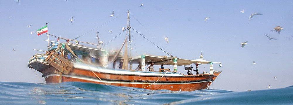 7 Iranian Fishermen Released by Riyadh