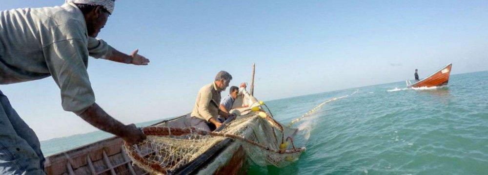 21 Indian Fishermen Released