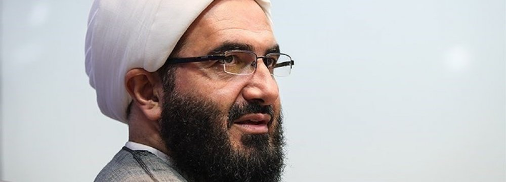 Haj Ali-Akbari Appointed Tehran Friday Prayer Leader