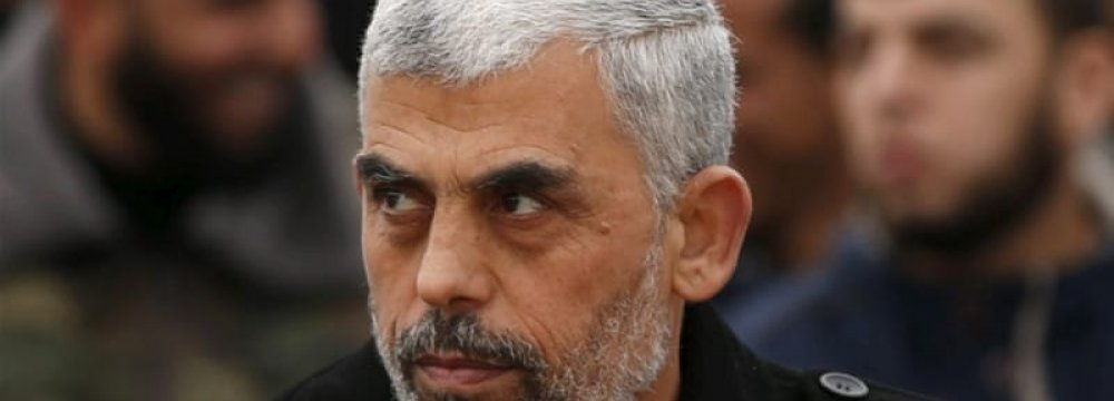 Full Support to Hamas for Quds Battle