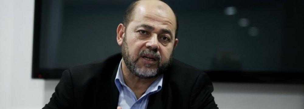Hamas Enjoys Good Ties With Tehran