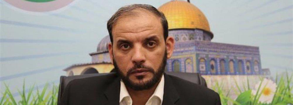 Hamas Eager to Restore Tehran Ties