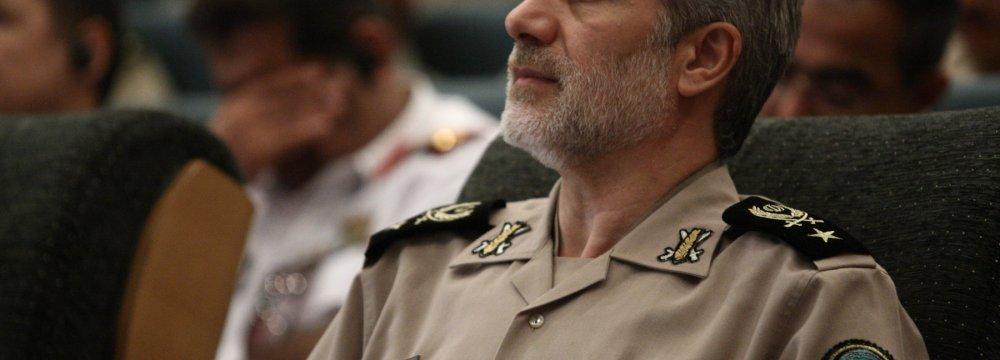 Iran Vows Unwavering Support for Regional Allies
