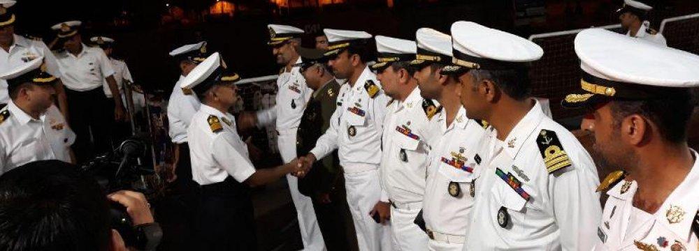 Iran, India Militaries Move Toward Closer Cooperation