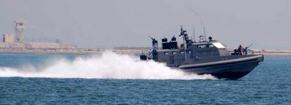 US Move in Hormuz Strait Denounced