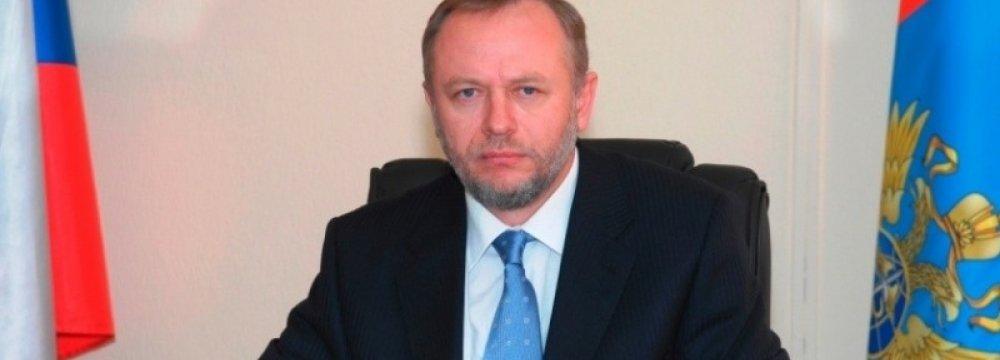 Iran, Russia Meeting Ahead of Astana Talks