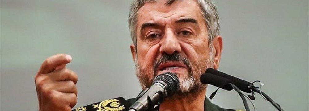 Plots Underway to Sap Iran's Military Strength