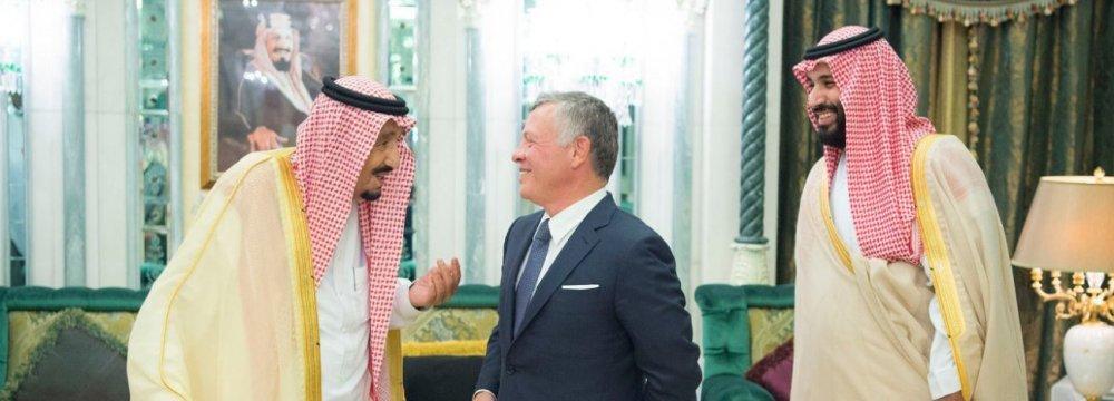Jordan Will Not Name New Envoy