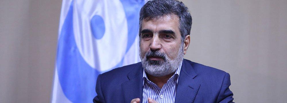 Iran Can Step Up Uranium Enrichment  in Days