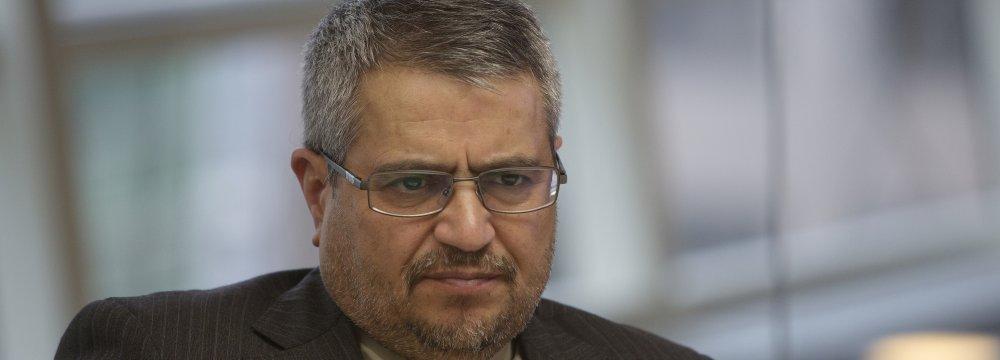 Gholamali Khoshroo