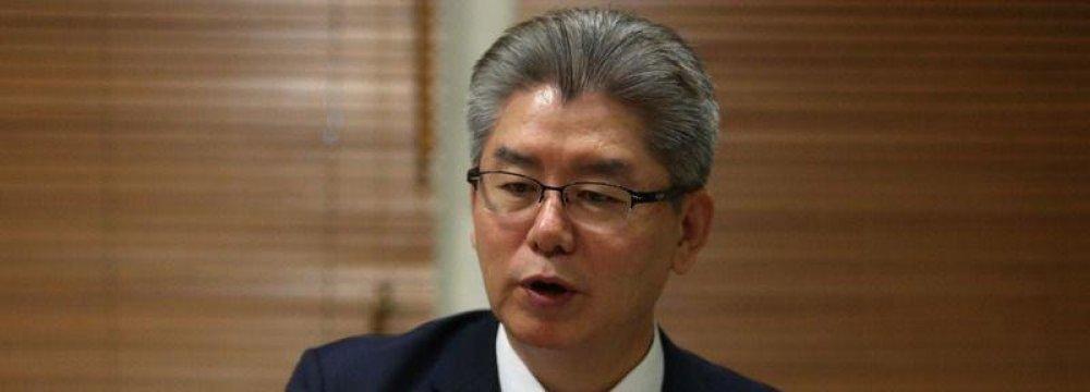 Seoul Keen on Sustaining Humanitarian Trade With Tehran