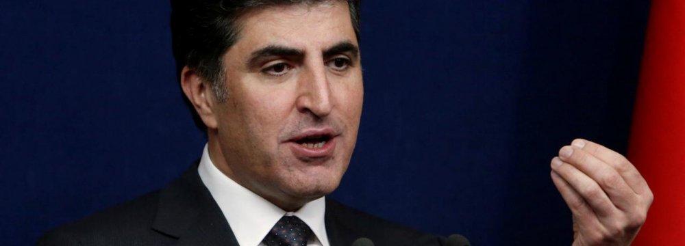 KRG to Maintain Tehran Ties