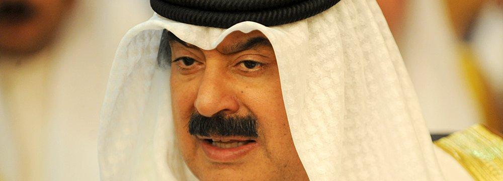 Kuwait Upbeat on Iran-Arab Ties