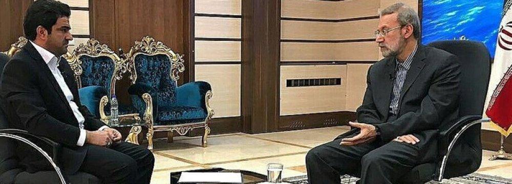 Larijani: Referendum Would Harm Kurdish Interests