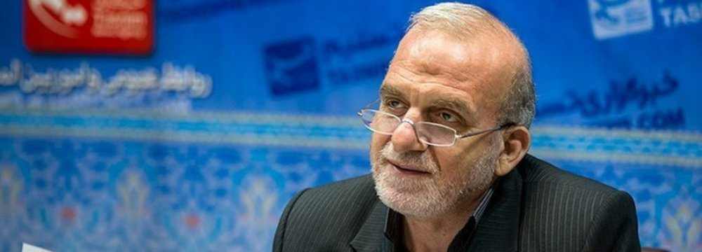 VP's Candidacy Aimed at Hedging Rouhani's Bet