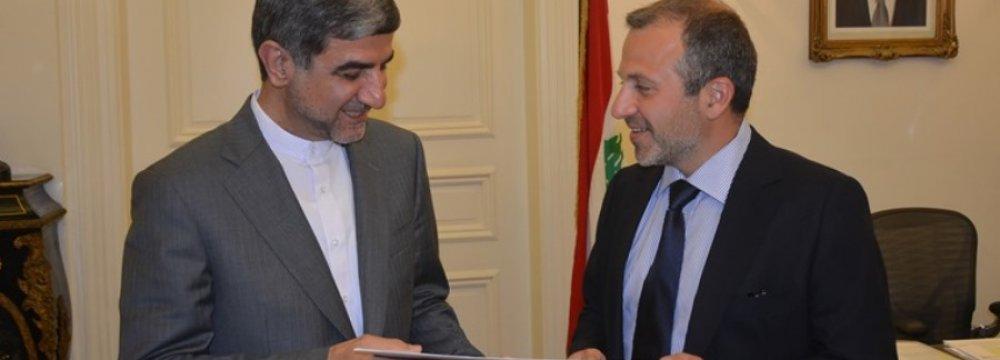 Support for Lebanese Solidarity, Prosperity