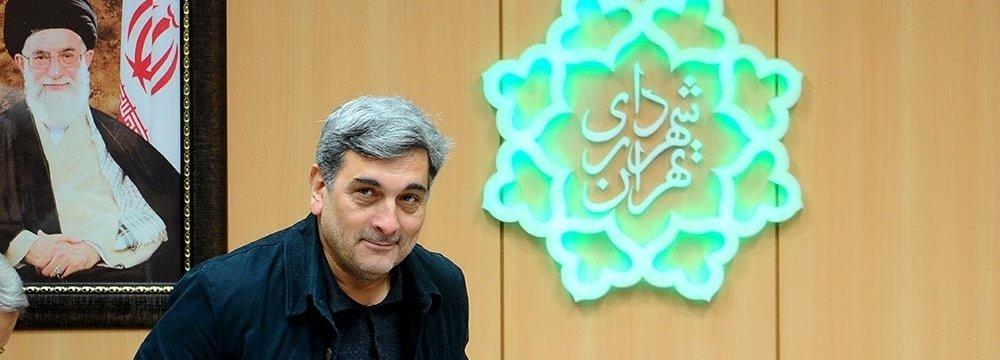 Hanachi Endorsed as Tehran Mayor