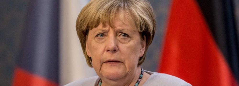 Merkel Suggests Iran-Style Nuclear Talks on N. Korea
