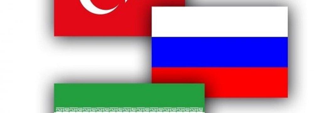 Iran, Russia, Turkey Military Chiefs to Meet