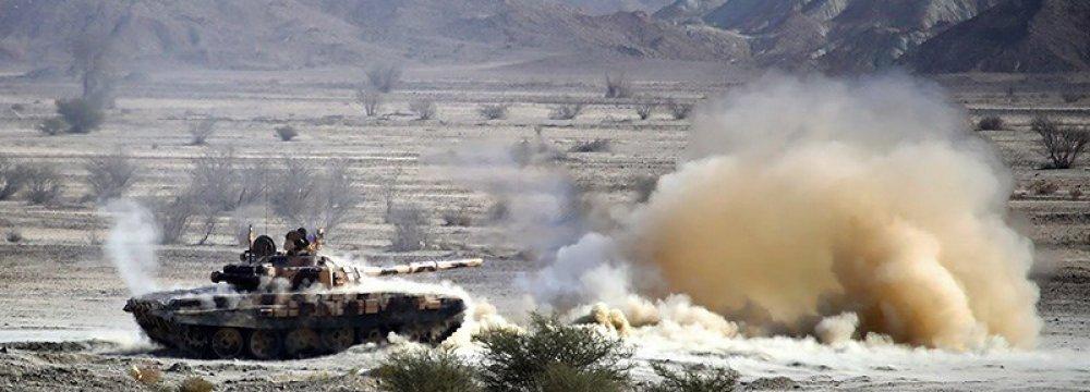 New Anti-Chopper Mines Unveiled