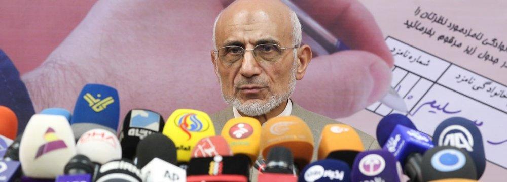 Mostafa Mirsalim