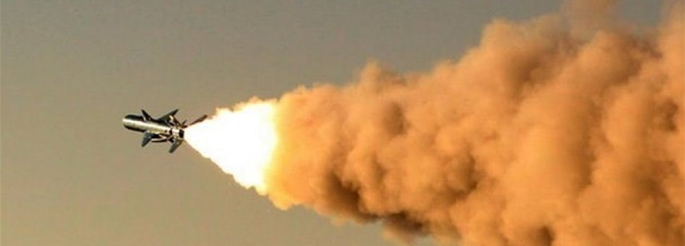 Ballistic Missile Successfully Test-Fired