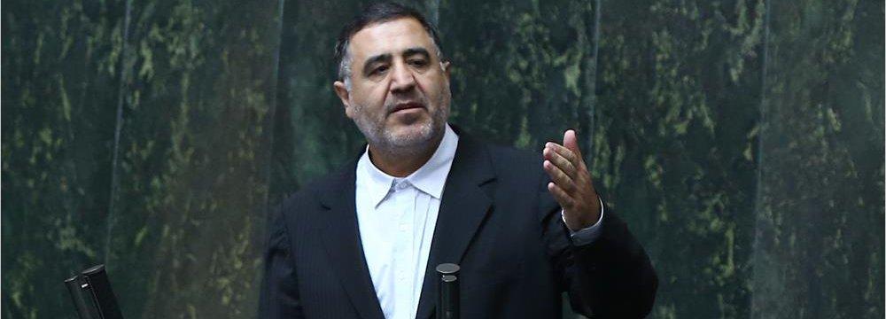 Lawmaker: Iran's Missile Development Program a Redline