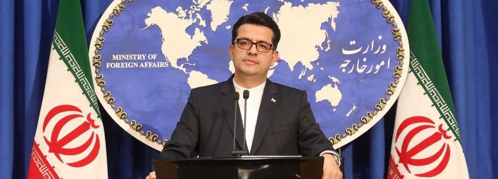 Tehran a Longstanding Advocate of Regional Dialogue