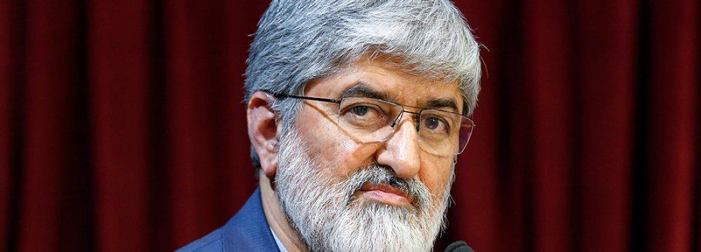 Call for Europe's Alertness as US Pushes Anti-Iran Agenda
