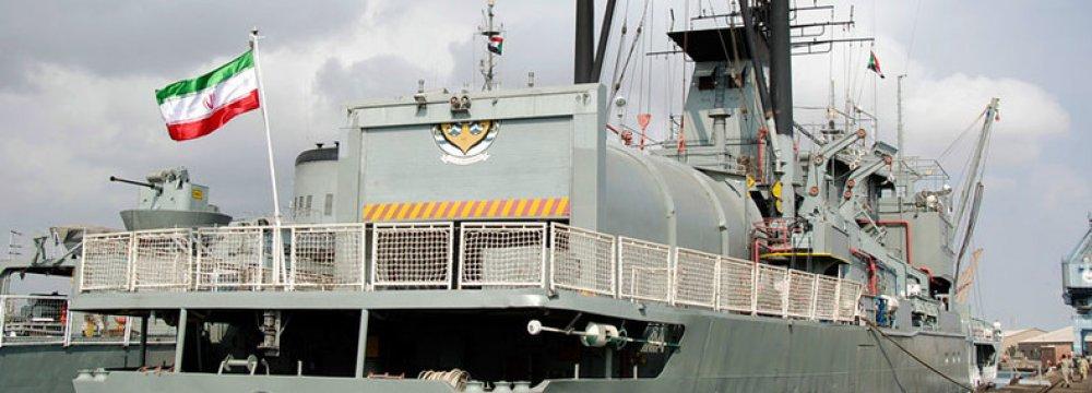 No Change in IRGC Navy patrols in Persian Gulf