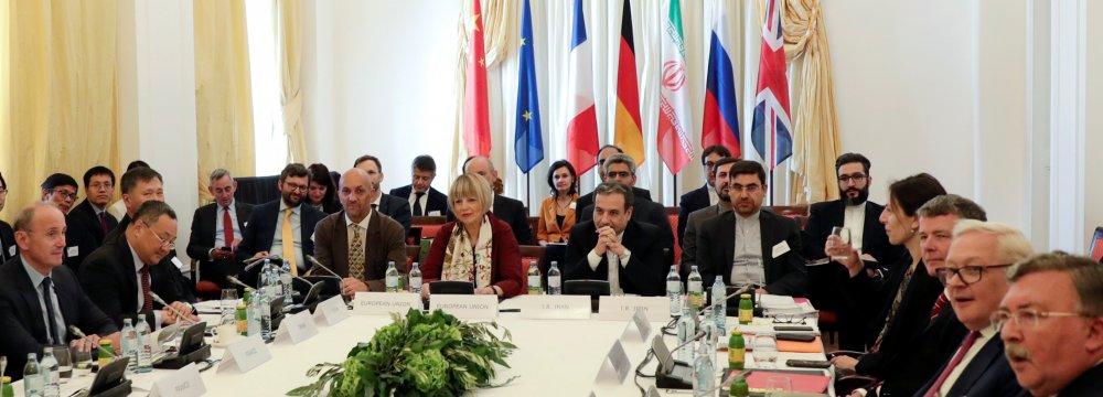 Progress on Nuclear Deal Talks 'Positive', But 'Insufficient'