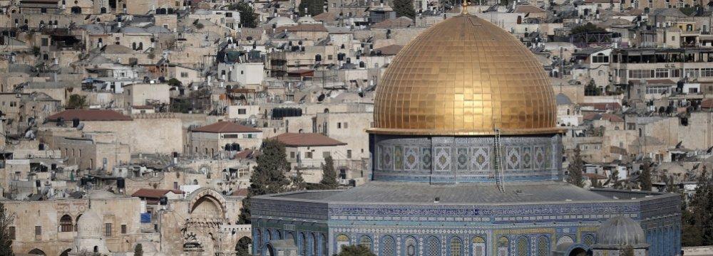 Israel's Closure of Al-Aqsa Mosque Denounced
