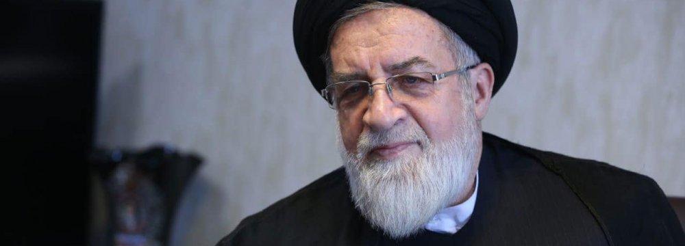 President Condoles Passing of Cleric