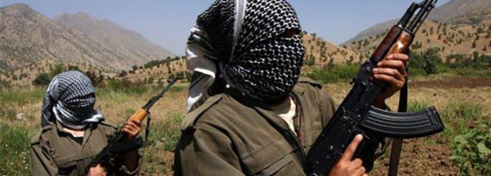 No Joint Anti-PKK Operation With Turkey