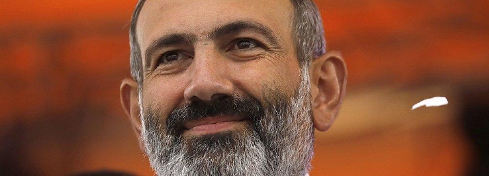 Armenia Leader Wants New Impetus in Ties