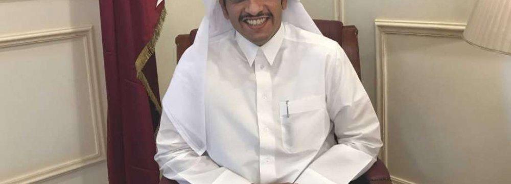 Qatar Says Wants Positive Mutual Relations