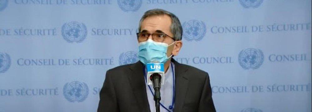UN Urged to Help Facilitate Afghan Peace Process