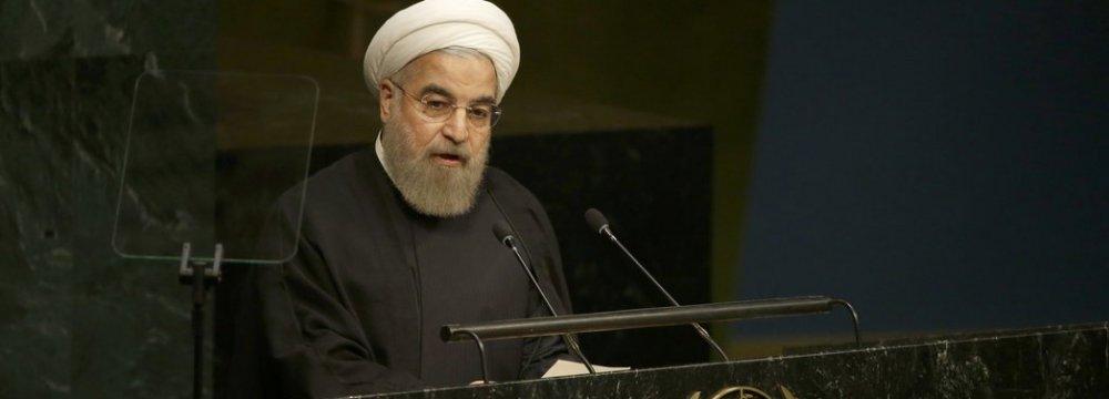 Rouhani's UN Trip Plans Outlined