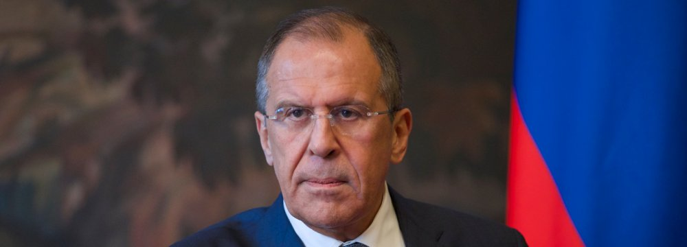 Moscow Voices Solidarity With Tehran Amid US Pressures