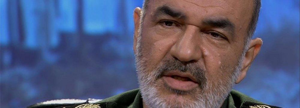 Pompeo's Position Underscores Iranian Strength