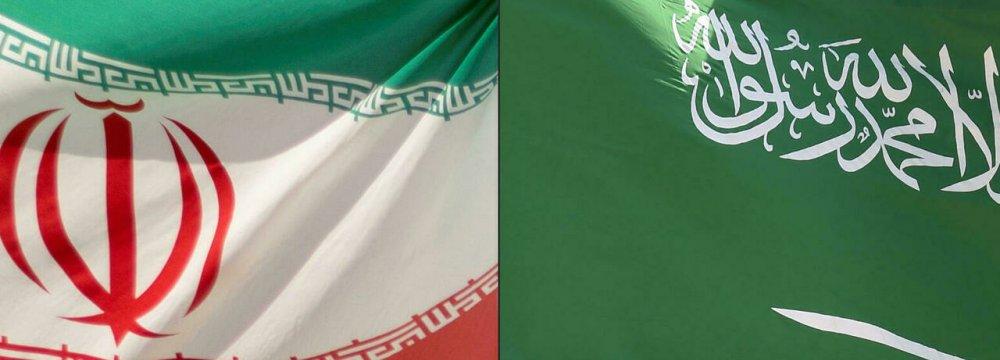 Tehran, Riyadh on Verge of Agreement to Ease Tensions