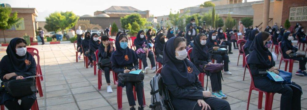 School Year Begins in Iran Amid Covid-19 Concerns