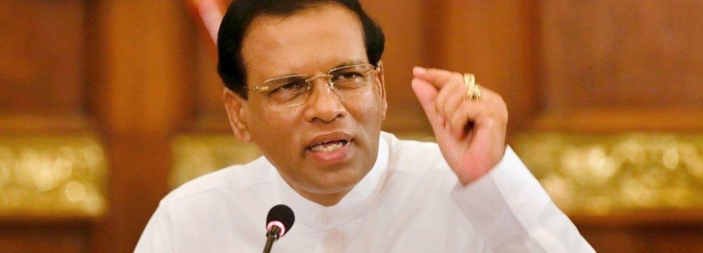 Sri Lankan President to Visit