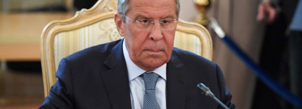 Russia Planning Syria Summit With Iran, Turkey